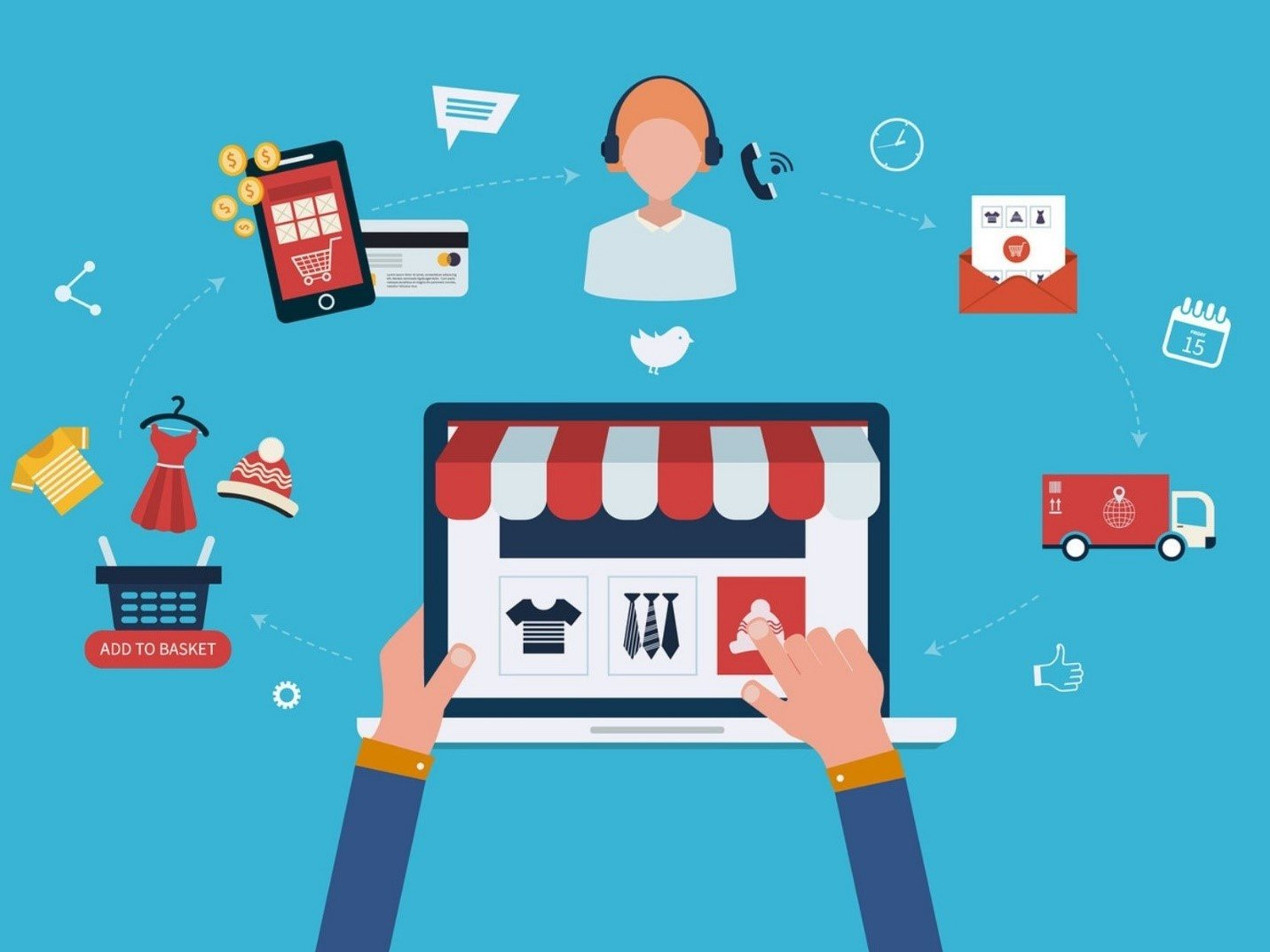 10 Tips for Successful Ecommerce Website Development